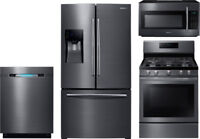 Appliance Installation Licensed and Fully Insured With Warranty