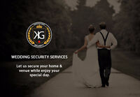 Wedding Security Services by KingsGuard Security Inc.