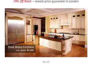 kitchen cabinet lowest price guarantee in London London Ontario image 1