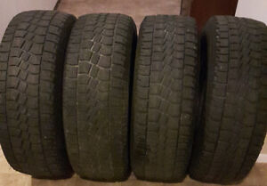Various Tires to Sell Cheap --list and pics below in ad writeup