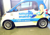Cleaning homes,maid services,house keepers