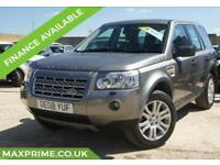 LAND ROVER FREELANDER 2.2 TD4 HSE 160 BHP JUST SERVICED + MOT 2019 + 2 KEYS