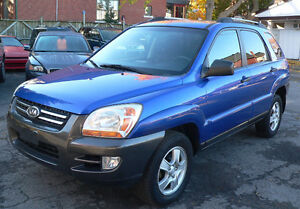 2006 Kia Sportage AUTOMATIC only 132,000km MUST BE SEEN
