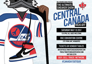 SXC: The Ultimate Sneaker Show #Canada150Tour