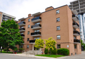 One bedroom apartment in Mississauga Port Credit for rent