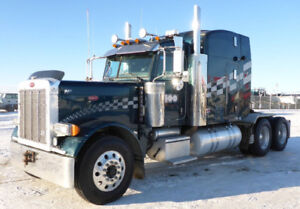 Peterbilt and Kenworth Heavy Trucks - Financing Available