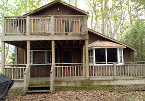 Long Point Cottage rental - Special Early Beach Season rates