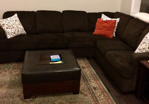 Three Piece Sectional Couch