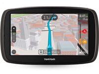 "6"" INCH GPS TOM-TOM GO 6100 FOR SALE"