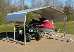 Steel Carports, Garages, Pole Barns...