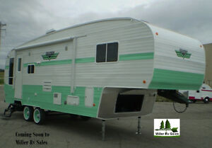 Fifth Wheel Retro - 5th Wheel Retro