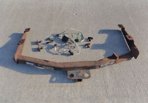 Dodge Caravan / Town and Country / Voyager trailer hitch