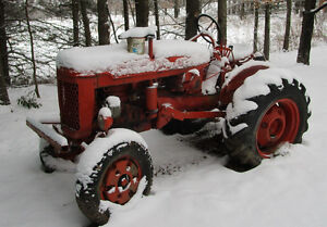 Tracteur Farmall Super A