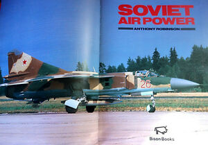 Coffee Table Books: Soviet Air Power & Naval Forces of the World London Ontario image 1