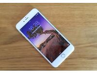 Apple Iphone 6 White and Silver 16GB Vodafone