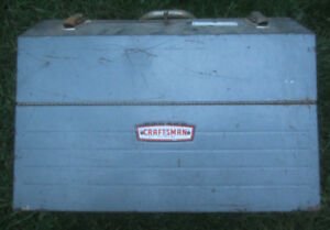 Craftsman Toolbox from Uncle Rusty