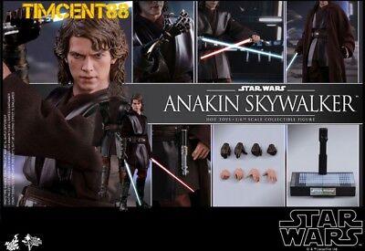 Pre-Oder! Hot Toys MMS437 Star Wars Revenge of the Sith Anakin Skywalker Hayden