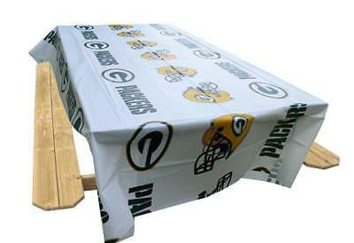 Green Bay Packers Table (Green Bay Packers Rico Industries NFL Vinyl Table Cover 54