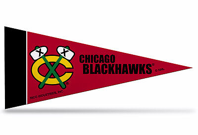 - Chicago Blackhawks NHL Mini Pennant 9