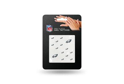 Philadelphia Eagles NFL Peel and Stick Nail Tattoos FREE SHIP!](Philadelphia Eagles Tattoos)