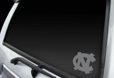 North Carolina Tar Heels Logo Window Graphic Decal!! Chrome FREE (North Carolina Tar Heels Window)