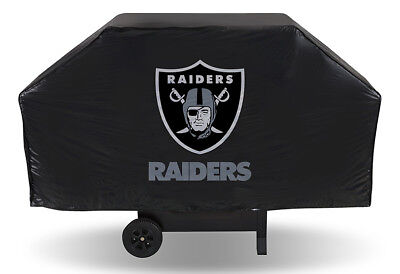 NFL OAKLAND RAIDERS Economy Barbeque BBQ Grill Cover  (Nfl Bbq Grill Cover)