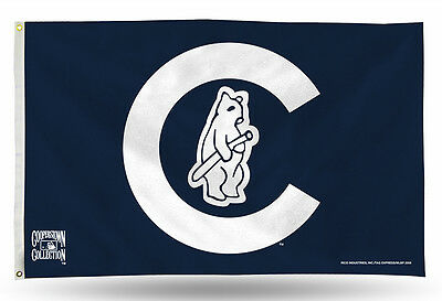 Chicago Cubs 1914 Cooperstown Mlb Banner Flag 3 X 5  36  X 60    New