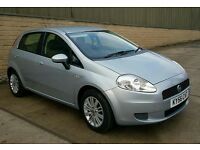 FIAT GRAND PUNTO++12MONTHS MOT++LOW MILES++IMMACULATE CONDITION