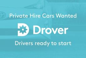 Private Hire Cars Wanted - Licensed Drivers Waiting - Increase Your Utilisation