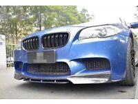 BMW F10 M5 Vorsteiner vrs style Front Splitter carbon fibre