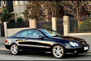 2004 Mercedes-benz CLK240 Avantgarde 5 Sp Automatic Touchshift...