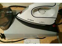 For sale is Bosch Sensixx BS35 steam iron.