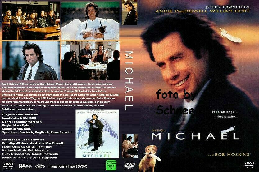 Michael (1996) - John Travolta - DVD Klassiker Ton DeutschEnglisch