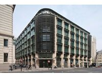 Shared & Co-Working Space on Cannon Street, London, EC4M - flexible terms, pay monthly