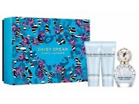 Brand New Marc Jacobs Daisy Dream EDT Gift Set 50ml + Shower Gel + Body Lotion