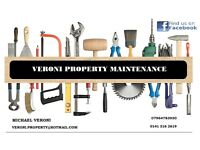 Veroni Property Maintenance - Professional Handy Man, Electrician, Tiler, Laminate, Landlord Work