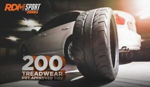 DRIFT - 265/35ZR18XL ZENNA RS RDM SPORT ----------------------drift 2653518 maxxis