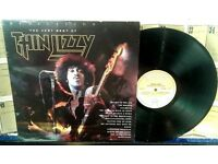 Thin Lizzy ‎– Dedication The Very Best Of Thin Lizzy, VG, compilation, released ‎in 1991.