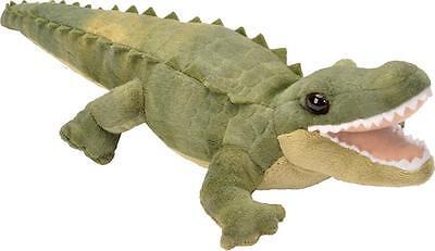 Stofftier Plüschtier Krokodil Alligator Nick 36 cm (Krokodil Stofftier)