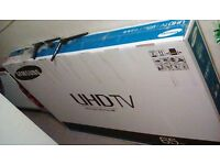 Samsung 65 inch tv, ultra hd, 4k - used for only a week!!