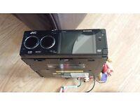 Spares Repairs !! JVC KD-AVX1 Dvd Player