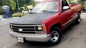 89 Chevy 1500 (great for project truck)