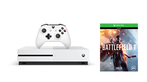 XBOX ONE S 1TB 4K WITH WARRANTY - SWAP FOR PS4 Rochedale South Brisbane South East Preview