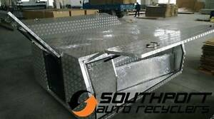 Aluminium ute back tray, trailer camping tradesman canopy Southport Gold Coast City Preview