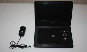 PORTABLE DVD PLAYER 10 INCH SCREEN ONLY PLAYS USB Morphett Vale Morphett Vale Area Preview