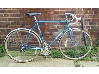 Claud Butler road racer touring bike bicycle
