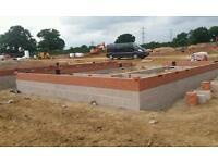 Hod carrier / labourer /Footing bricklayers
