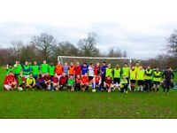 Casual football in Southfields, Balham, Tooting, Earlsfield, play football in South London,