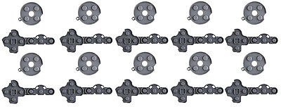 Used, NEW XBox 360 Controller Repair Parts - Silicon Pads Replacement LOT OF 10 for sale  Shipping to India