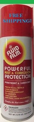 FLUID FILM AS11, 11.75 OZ. AEROSOL, 3 CAN PACK, ONLY $31.89/PACK + FREE SHIPPING